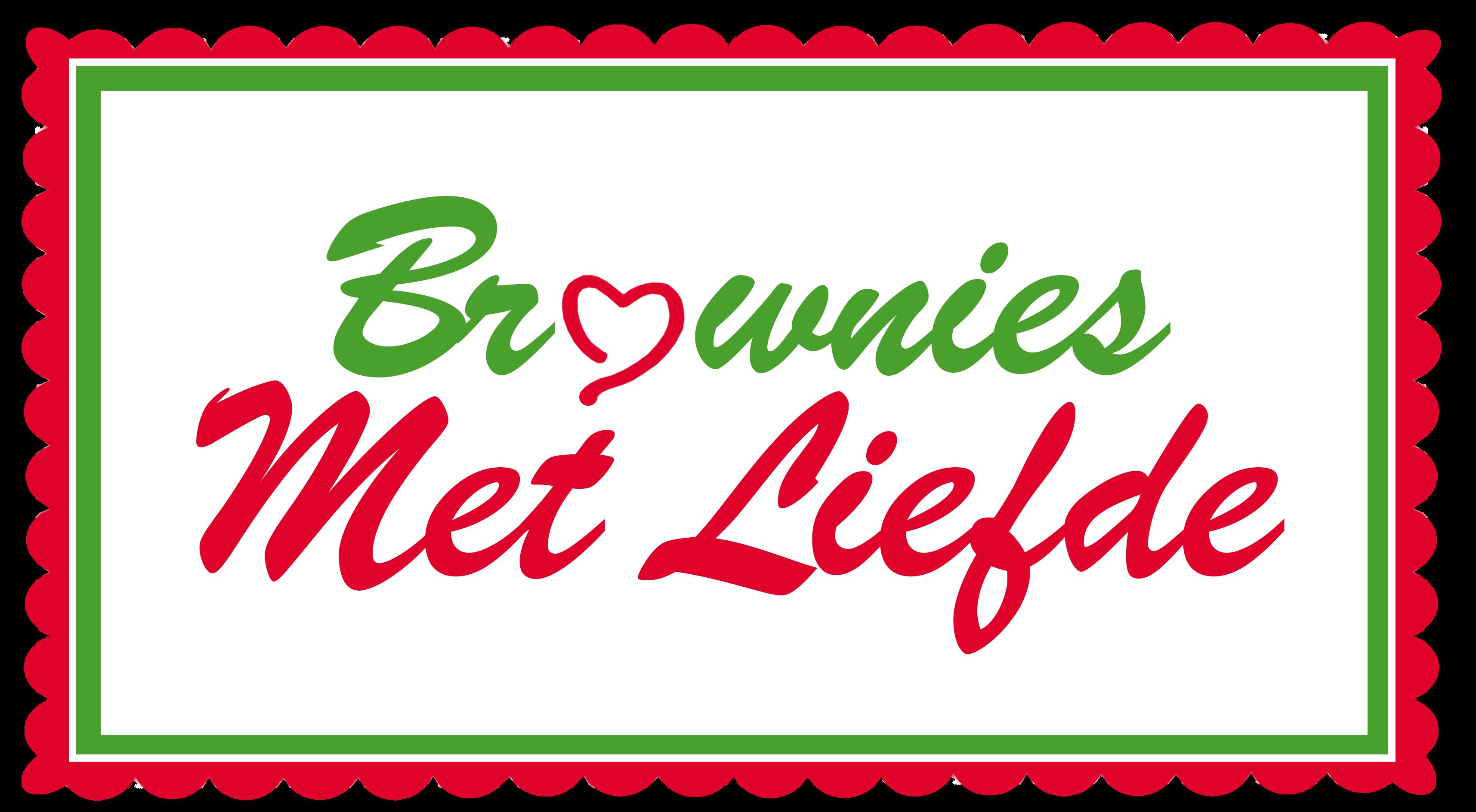 Brownies Met Liefde